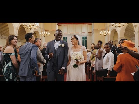 Ellen + Ryan Wedding Film - Aloha London Films