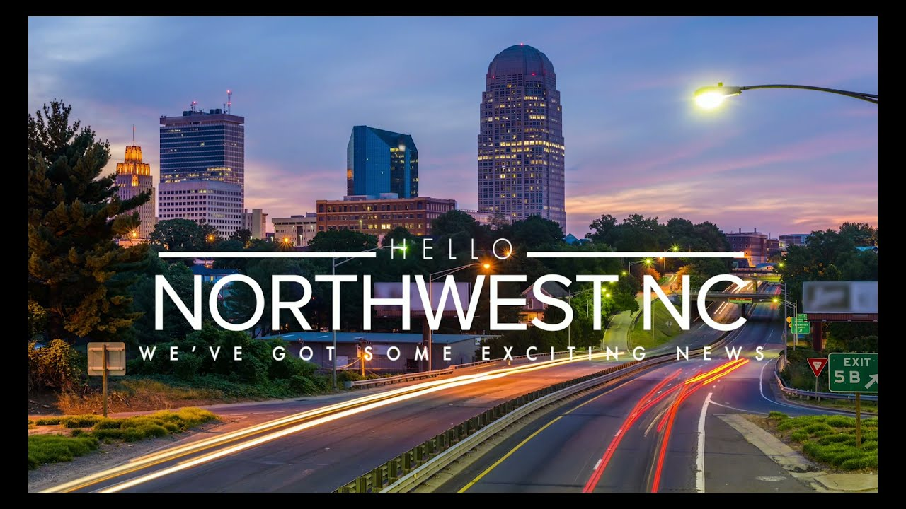 Second Harvest Food Bank of Northwest NC - Hunger for Change Fly-Thru Reveal