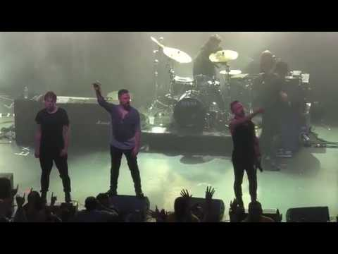 """The Dillinger Escape Plan """"43% Burnt"""" LAST TIME EVER 12/29/17 Final Show Terminal 5 NYC"""