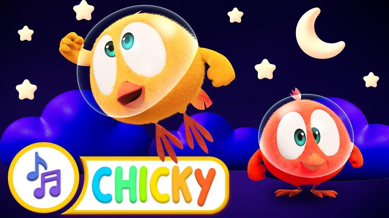 CHICKY   LA MÚSICA DE CHICKY   Nursery Rhymes & Kids Songs
