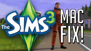 The Sims 3 Fix for Mac Tutorial