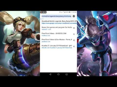 How To Download And Install Mobile Legends Mod APK.