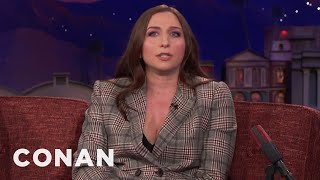 how chelsea peretti has benefitted from the metoo movement conan on tbs