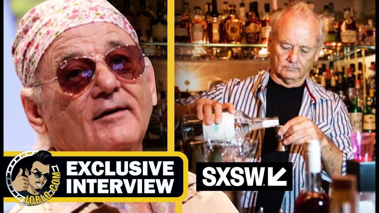 Download THE BILL MURRAY STORIES - SXSW Interview with Filmmakers (2018) JoBlo.com