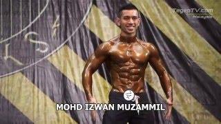 BATTLE OF FREAKS 2015: Mohd Izwan Muzammil