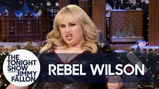 Rebel Wilson Shares the Secret to Her American Accent