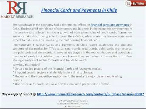 Financial Cards and Payments in Chile