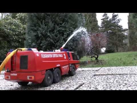 FIRE TRUCK l RC FIRE TRUCK l NEW RC PUMP 4 BAR PRESSURE l RC PANTHER l