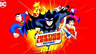 justice league action run   by warner bros international enterprises   android gameplay hd