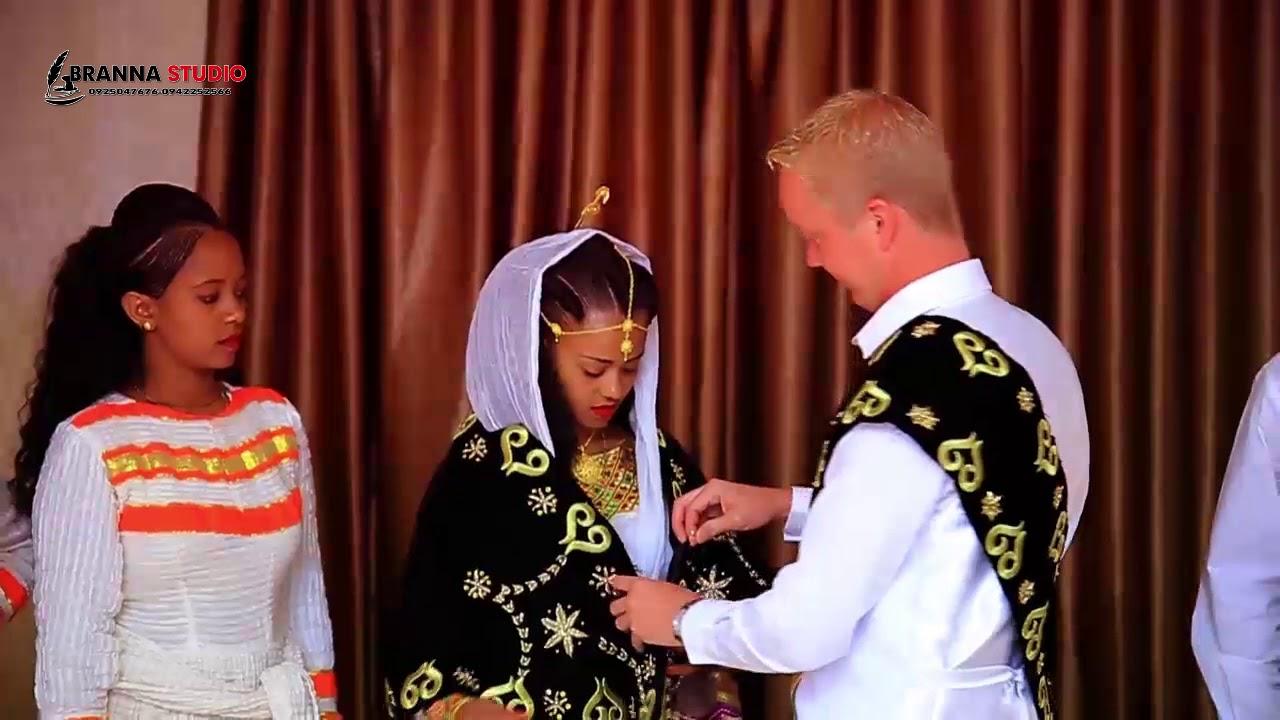 Ethiopian wedding Highlight Jaekob & Emebet branna studio #1