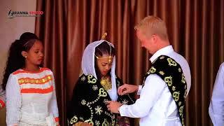 Ethiopian wedding Highlight Jaekob & Emebet branna studio