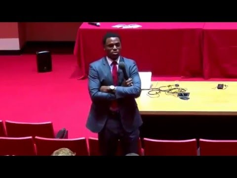Daron K. Roberts - Keynote - Big Red Leadership Institute - Cornell University mp4
