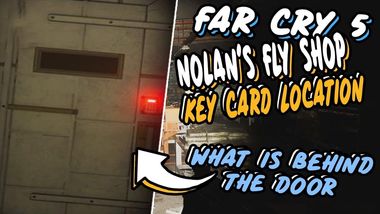 far cry 5 nolans fly shop key