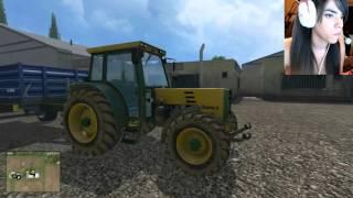 FARMING SIMULATOR- Noob Más HARDCORE S.A #2