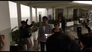 CHC former finance manager Serina Wee arrives to begin her jail term of 2.5 years
