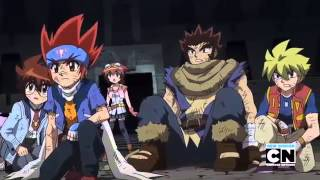 Beyblade Metal Fury Episode 36 - The Missing Star of the Four Seasons (English Dubbed Part 2)