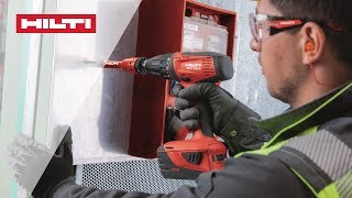 overview of hilti s innovative solutions for fastening to steel