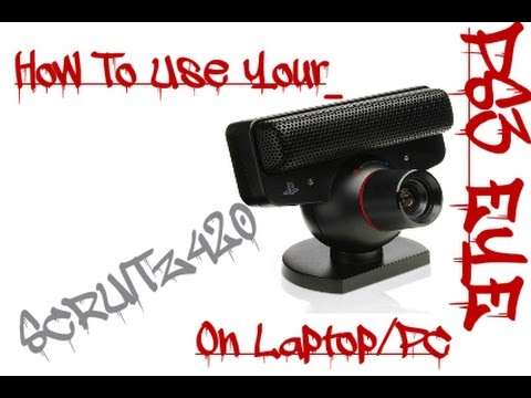 how to use ps3 eye on pc