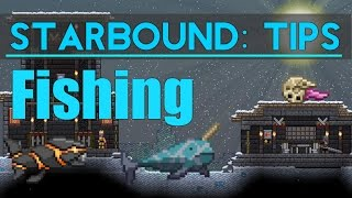 Starbound Tips: Fishing