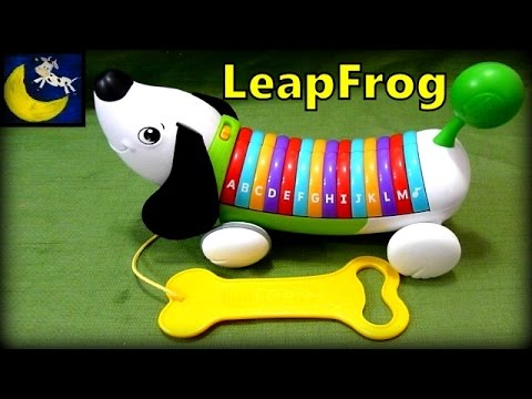 LeapFrog AlphaPup Alphabet Pal Dog Toy Review