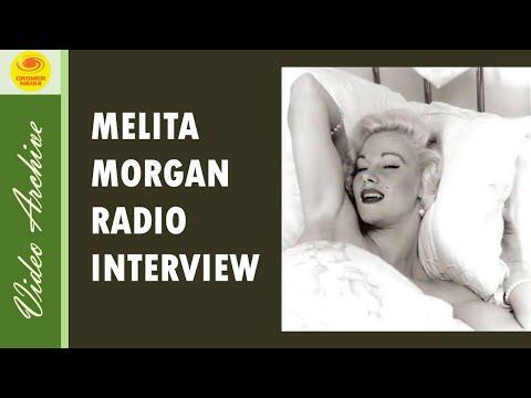 Melita Morgan Mister Lonely Interview North Norfolk Radio Part One