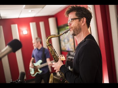 Donny McCaslin 'Shake Loose' | Live Studio Session
