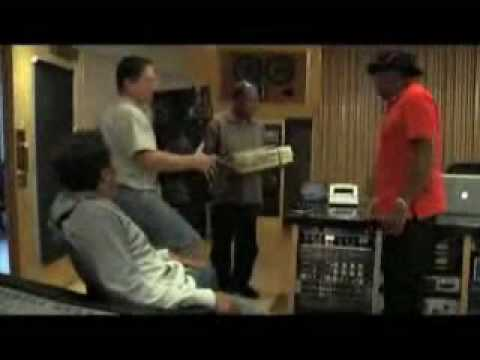 tito and 3T @the studio