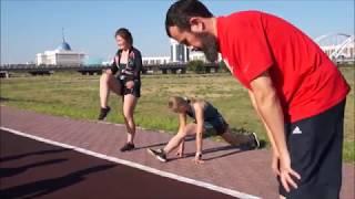Марат ЖЫЛАНБАЕВ: Как нужно питаться марафонцу