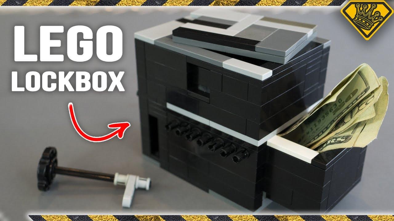 DIY Lego Lockbox