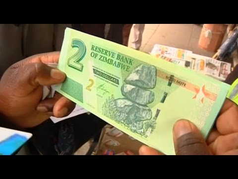 RTD News: New Bond Notes In Zimbabwe For Cash Shortages