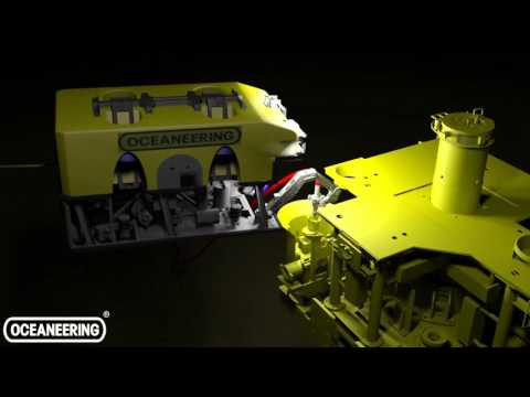 Oceaneering Deepwater Well Stimulation Animation