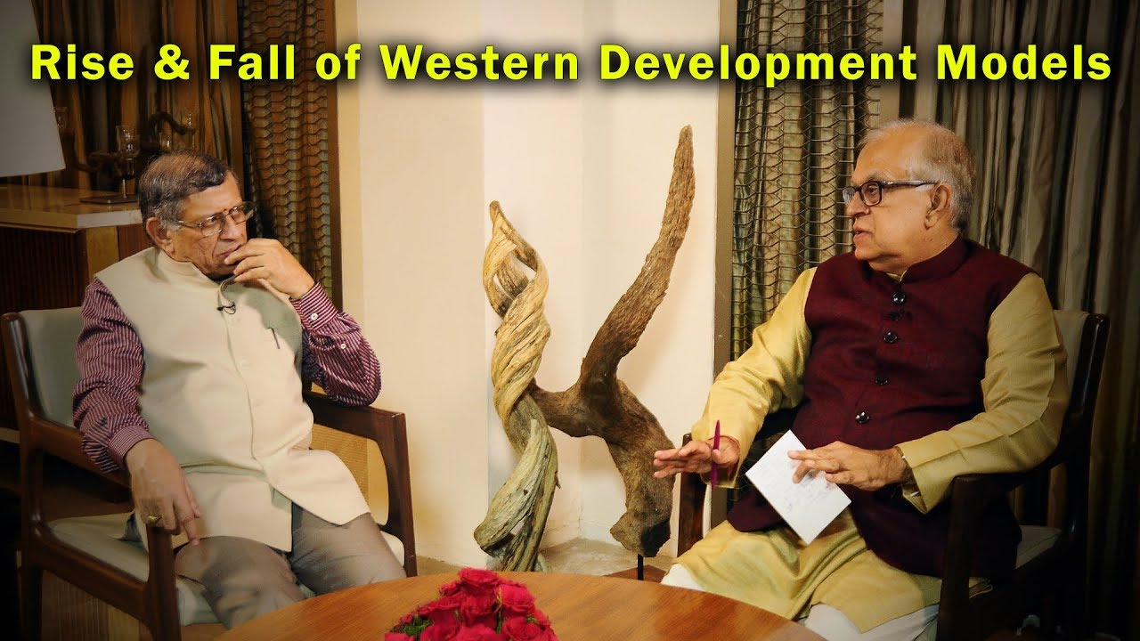 Download Interview with S. Gurumurthy Part 1: The Rise and Fall of Western Development Models