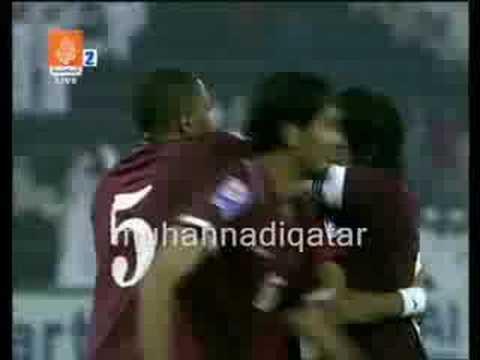 Qatar Vs Uzbekistan 3 - 0