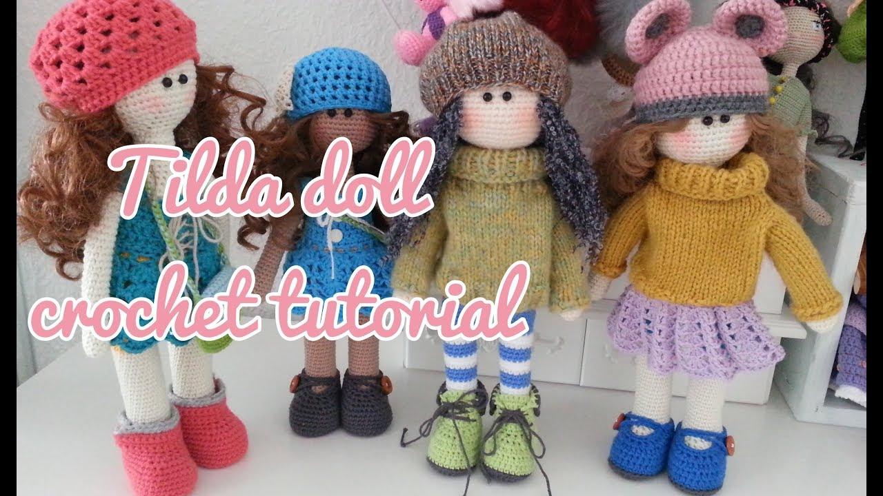 Toy Art Amigurumi Lol Surprise Doll | Amigurumi | Crochet | 720x1280