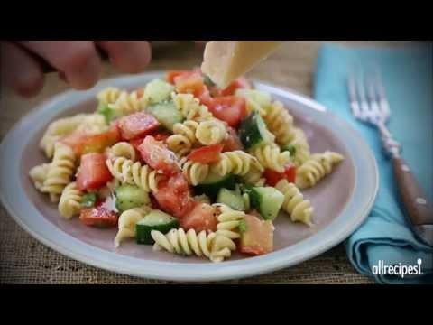 How To Make Pasta Salad | Pasta Salad Recipes | Allrecipes.com