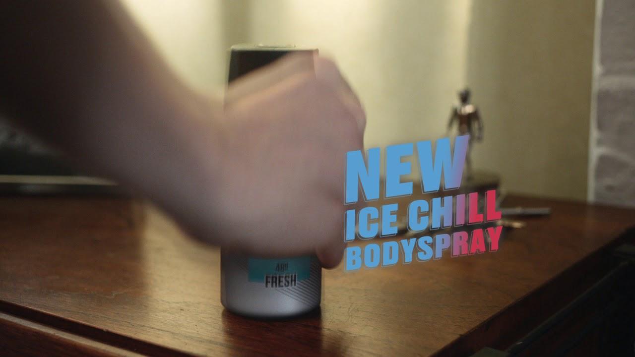 AXE ICE CHILL – WOAH WOAH WOAH OVER-LIKER