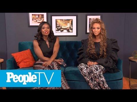 Tyra Banks On Her Friendship With 'Black-ish' Creator Kenya Barris | PeopleTV | Entertainment Weekly