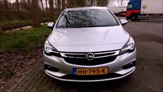 2016 Opel Astra Turbo 1.4  full review with walkaround and testdrive