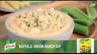 Buffalo-onion Ranch Dip | Delicious Dip Recipes From Knorr®