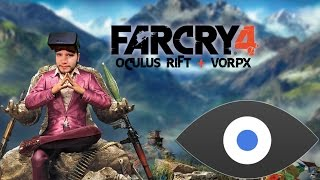 Oculus Rift DK2: Far Cry 4 - Virtual Kyrat (VorpX + Oculus Rift)