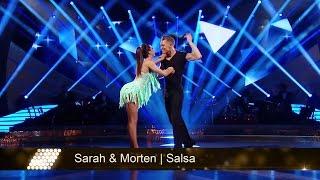 Sarah & Morten | Salsa | Program 4 | Vild Med Dans 2016