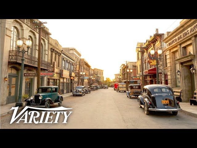 'Penny Dreadful' Production Designer on Taking Down 'Deadwood' to Create 1930s Downtown Los Angeles