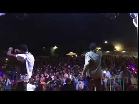 Govana Creates Pandemonium at Immaculate High School Fete