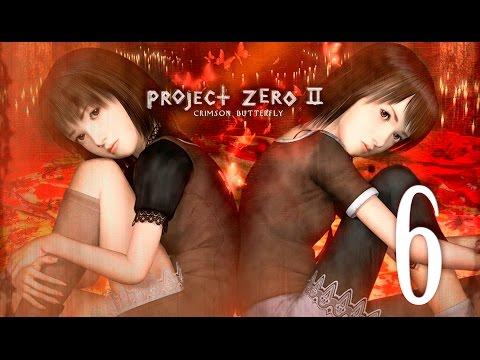 "Project Zero 2: Crimson Butterfly | En Español | Capitulo 6 ""La casa Osaka"""