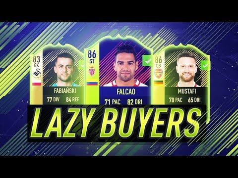 FIFA 18 Trading Tip #1 - Making Coins When You're Not Even Online (Lazy Buyers)