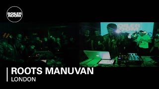 Roots Manuva 30 min Boiler Room DJ Set