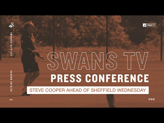 Steve Cooper ahead of Sheffield Wednesday | Press Conference