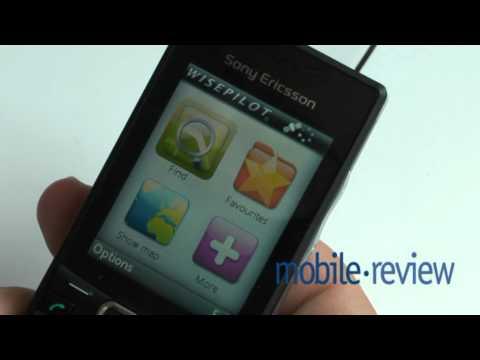 Sony Ericsson Elm Demo