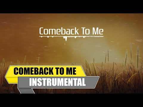 Aoi - Comeback To Me (Feat. Sonafmey) [Official Instrumental]
