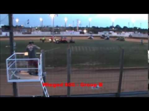 KAM Raceway Week 8 6-20-14